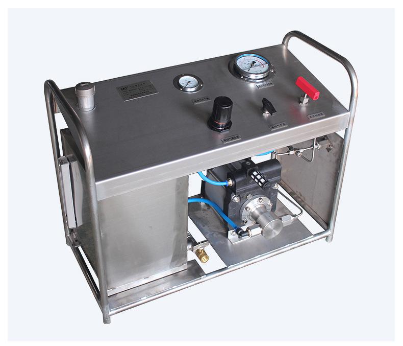 供应现货水压试验机 高低压水压检测台阀体强度试验机 量大从优示例图11