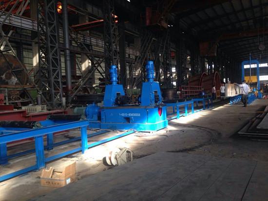 自动组立机江苏制造商 规格齐全  浙江杭州厂家直销钢结构组立机示例图5