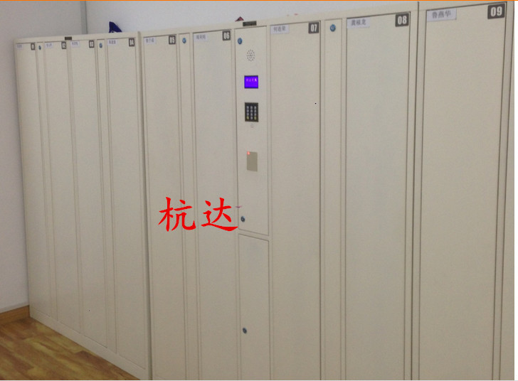 厂家供应定做10门信报箱文件柜铁皮更衣柜 1800高430宽400厚示例图37