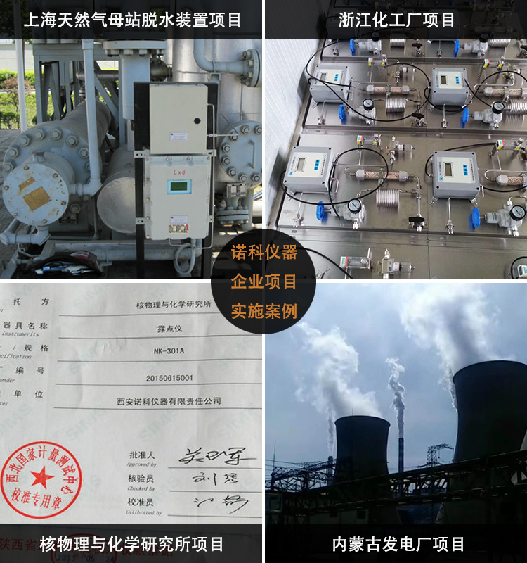 固定式气体检测控制器 气体报警控制器 可燃气体然气液化氧气一氧化碳浓度报警器检测仪探测器 诺科仪器NK-900示例图2
