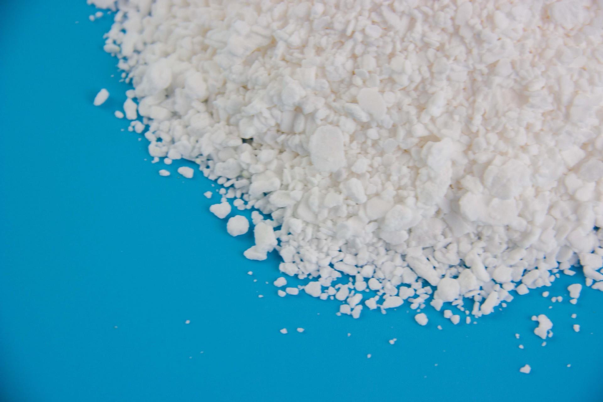 浙江发货巨化牌二水氯化钙74%工业级二水氯化钙片状水处理除磷剂示例图19