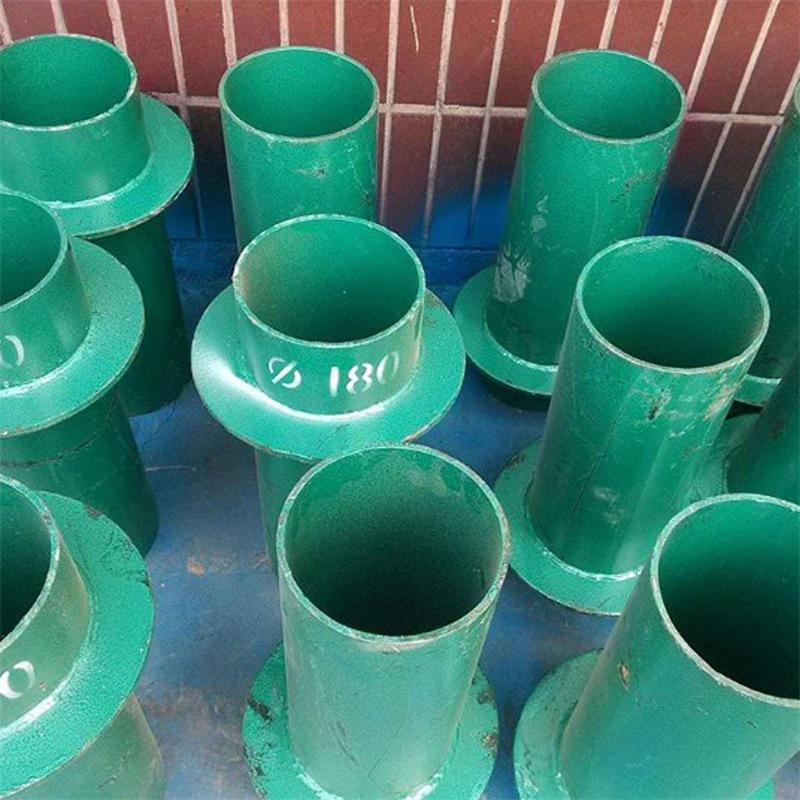 廠家熱賣 鋼性防水套管 AB型剛性防水套管 高度可定制 質優價廉示例圖10