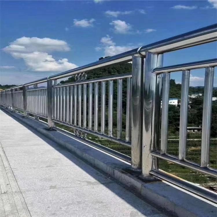 厂家直销景观护栏河道护栏高速护栏景观护栏加工 景观栏杆设计示例图3