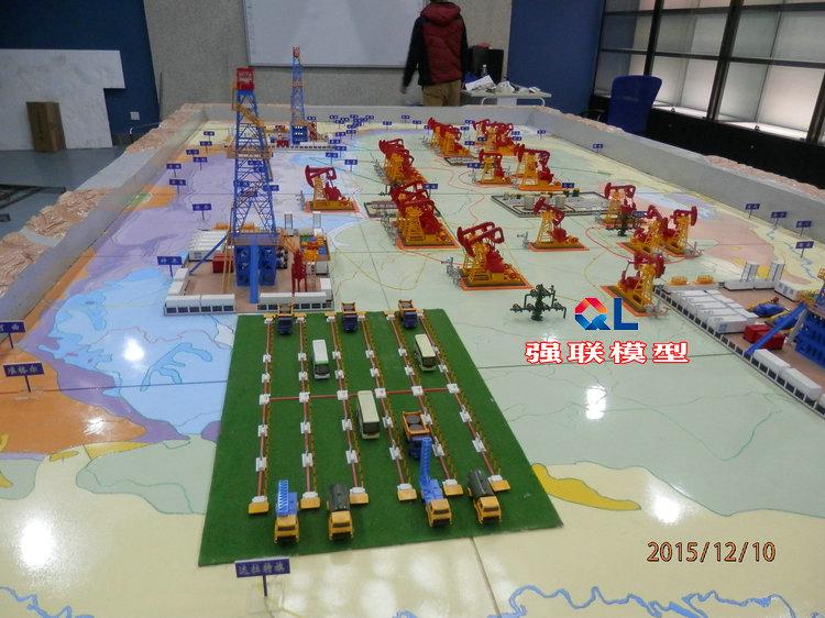 長慶油田油藏斷面模型廠家直銷