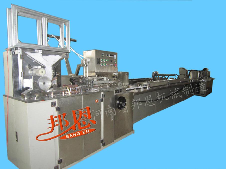 邦恩销售全自动棉签机钢结构图片