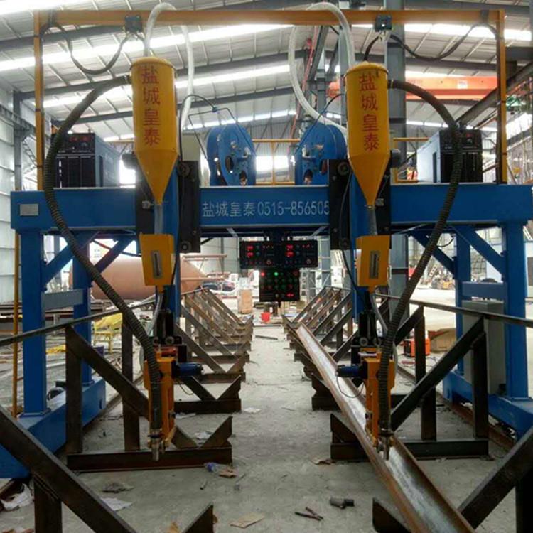 60A液压钢结构矫正机江苏厂家现货直销  60B液压矫正机非标定制示例图2