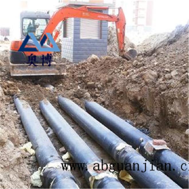 专业生产 保温钢管 聚氨酯保温钢管 厂家批发 预制保温钢管示例图15