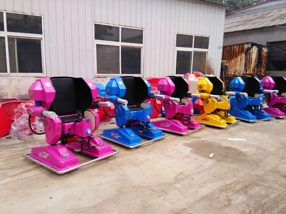 大洋广场小投资项目机器人战火金刚游乐设备 广场行走可乐侠机器人示例图7