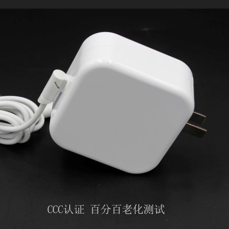供应12v5a电源适配器 60W过3C认证白色充电器 12V60W插墙式适配器示例图6