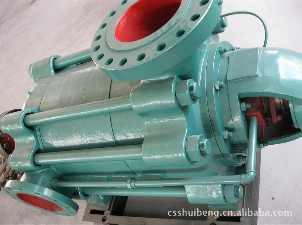 D25-50*7 卧式多级离心清水泵示例图4