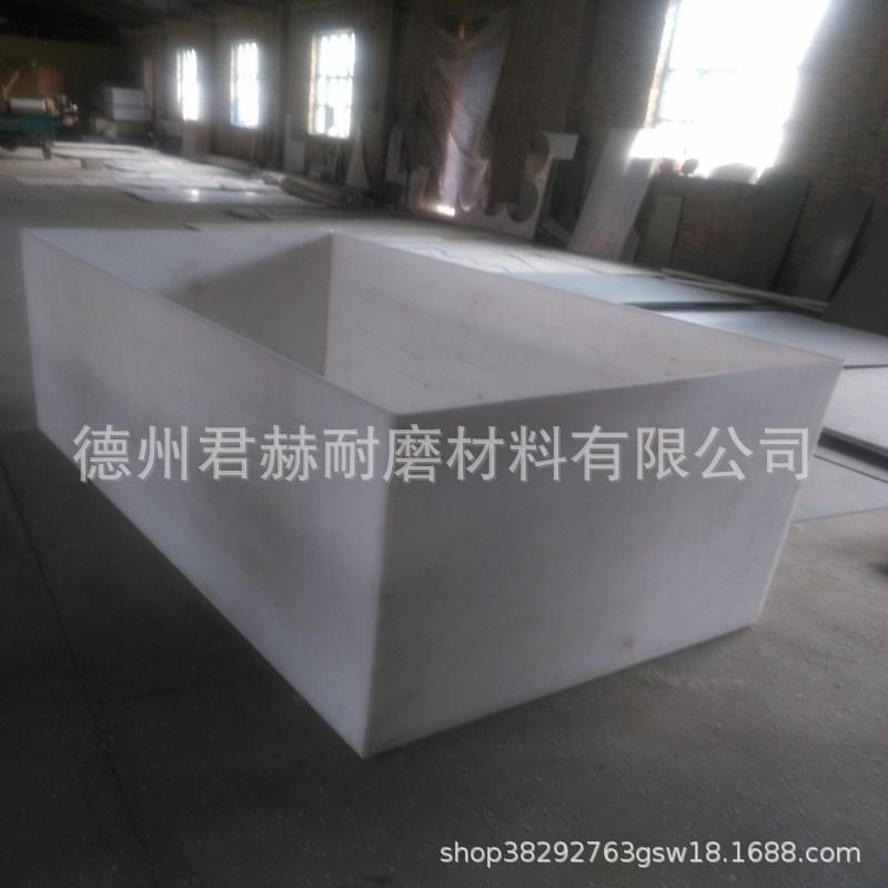 裁断机垫板 聚丙烯厂家直销 白色pp板材PE可焊接酸洗槽批发零售示例图9