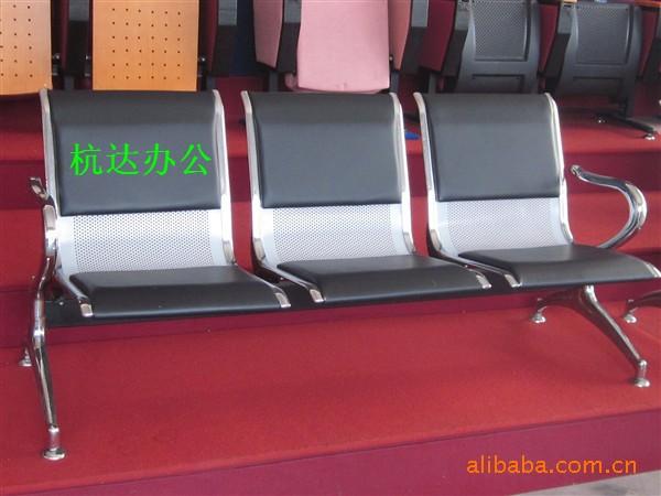 供应杭州优质不锈钢机场连排椅候诊候车区连排椅质保10年示例图4