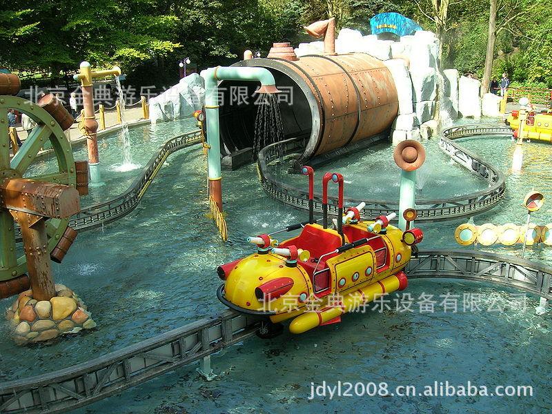 水上互动 大型游乐设备 海洋舰队示例图2