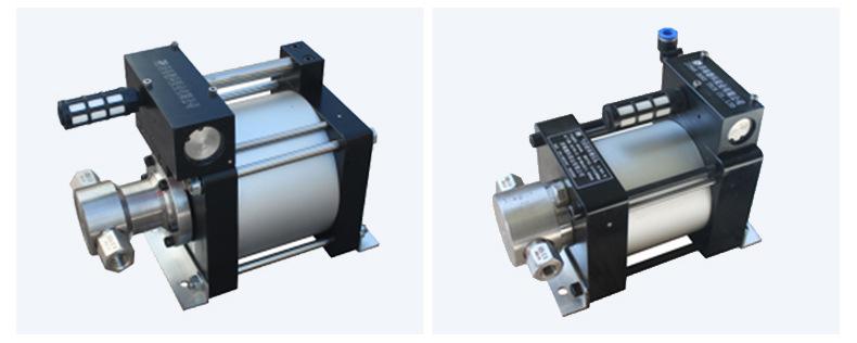 大量销售小型气液增压泵 工业气驱液体往复式增压泵 质优价廉示例图12