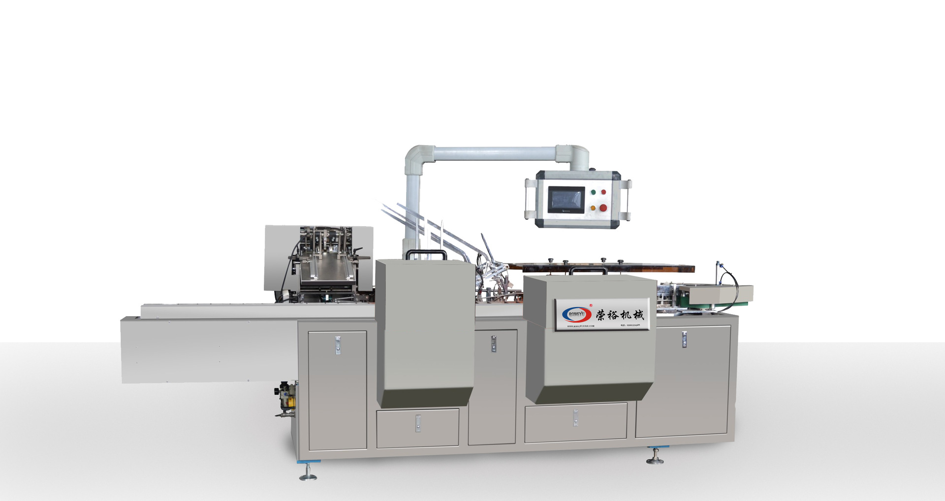 食品全自动装盒机 广州日用品自动包装设备 广州自动生产流水线示例图131