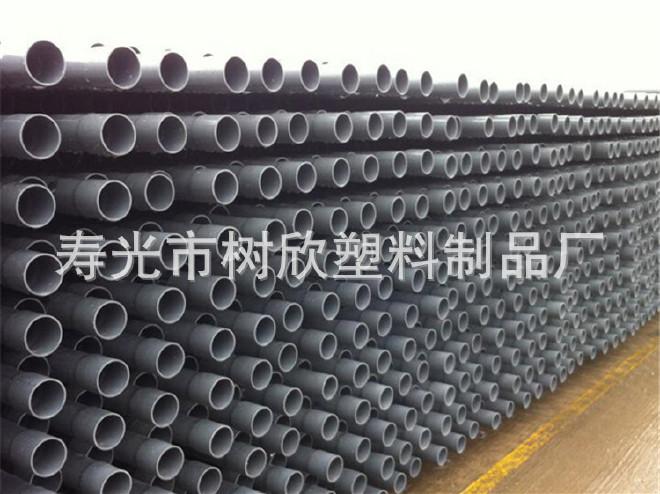 厂家直销浇地用pvc灌溉管材 pvc硬管农田灌溉管 量大价优 批发示例图43