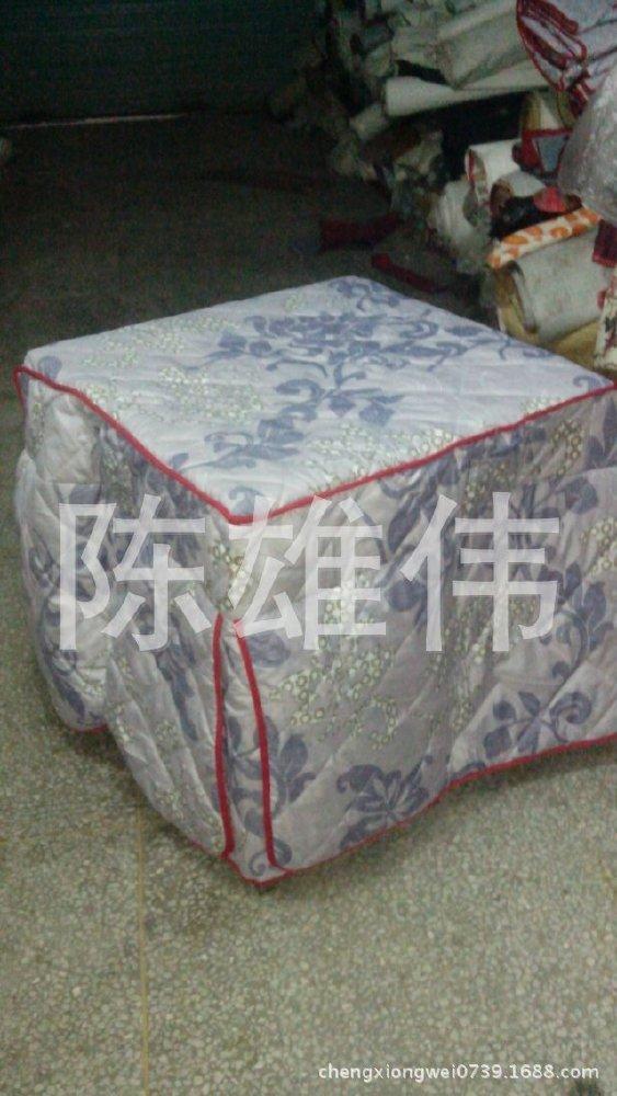 厂家直销格子加棉桌布 时尚棉桌罩 印花棉桌罩 欢迎订购示例图3