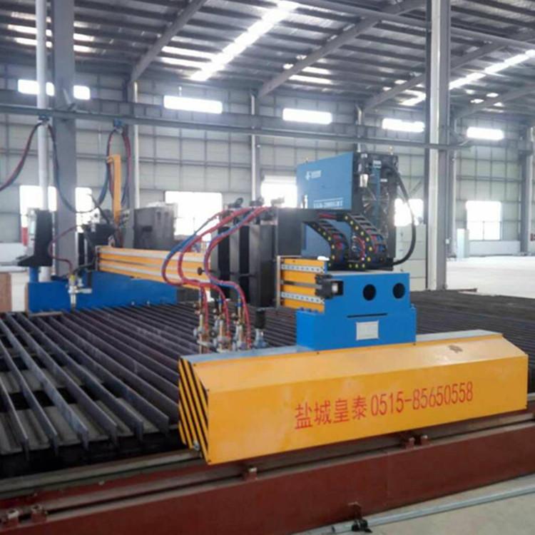PWJ1020型通过式钢结构抛丸机江苏专业制造商盐城皇泰抛丸机示例图2