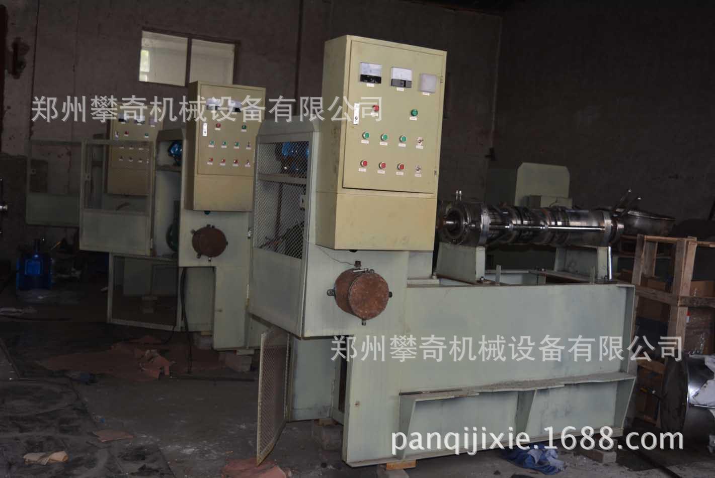 推荐高产量榨油机螺旋榨油机全自动榨油机设备示例图6