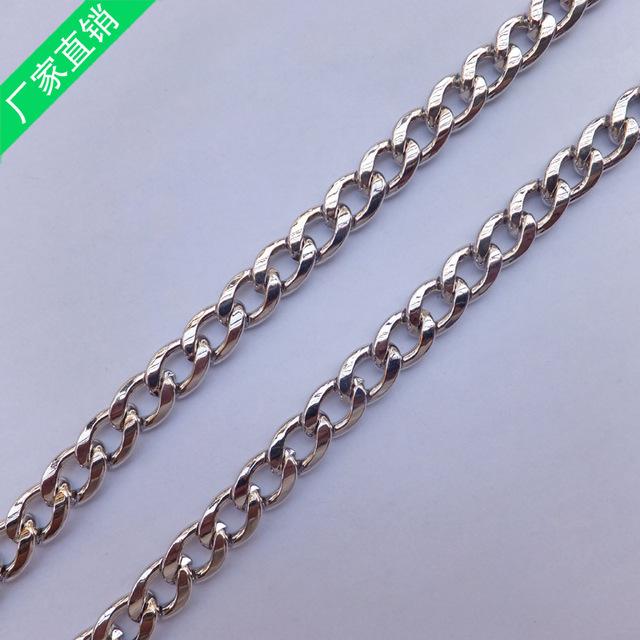 東莞廠家生產供應不銹鋼項鏈批發定做金色鏈條銀色鏈條定制