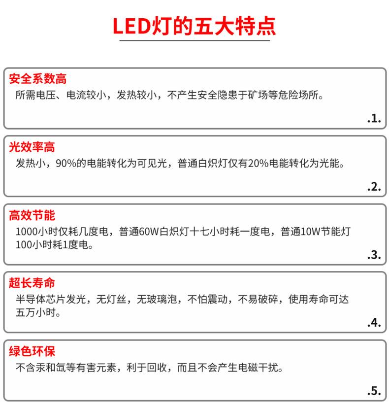 led大功率洗墙灯 七彩洗墙灯 高亮足瓦LED洗墙灯 18w防水洗墙灯示例图12