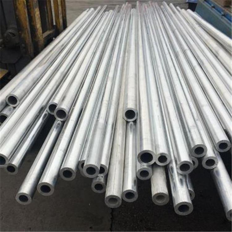LG5铝管特性 国标LG5铝管 6061/6063铝管现货示例图3