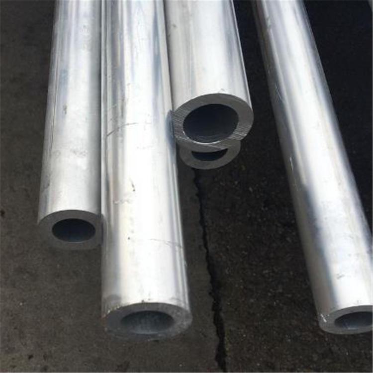 LG5铝管特性 国标LG5铝管 6061/6063铝管现货示例图2