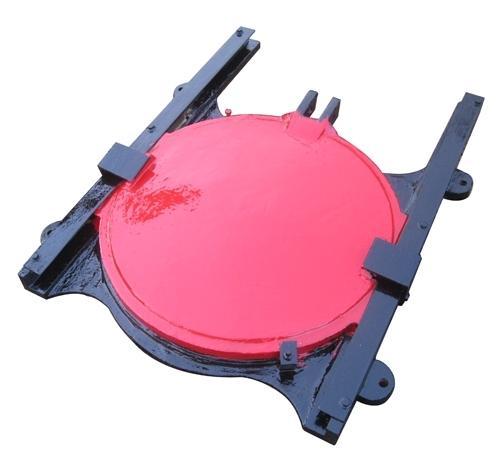河北弘鑫水利 1.5米×1.5米铸铁闸门 渠道铸铁闸门 厂家直销示例图6