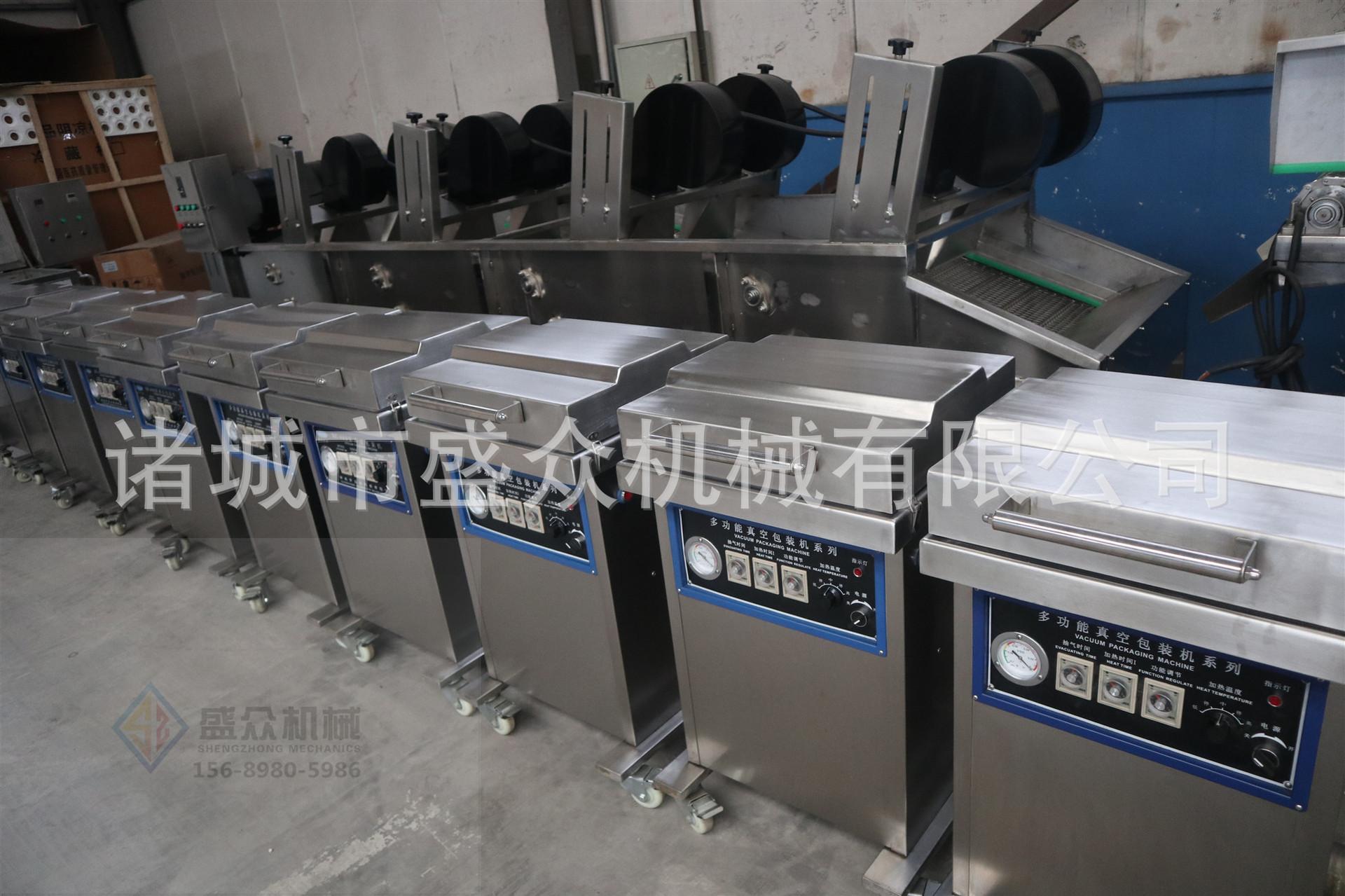 牛肉干全套加工設備與加工工藝 牛肉干全套加工設備示例圖11