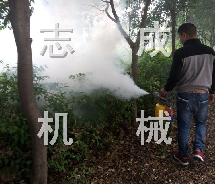 热销 手持热力烟雾机 脉冲式小烟雾机 消杀灭蚊虫烟雾机2L 志成机械示例图9