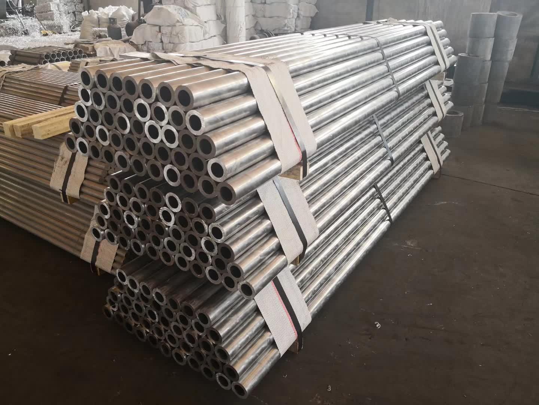 5052铝管/无缝铝管/防锈合金管/厚壁管生产厂家示例图3
