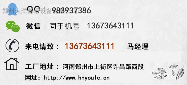 专业生产现货供应小型秋千飞鱼游乐 大洋游乐新款12座秋千飞鱼示例图26