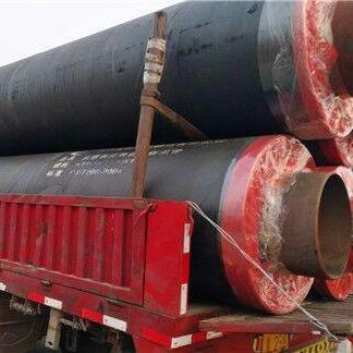钢套钢蒸汽保温钢管厂家钢套钢蒸汽复合管价格