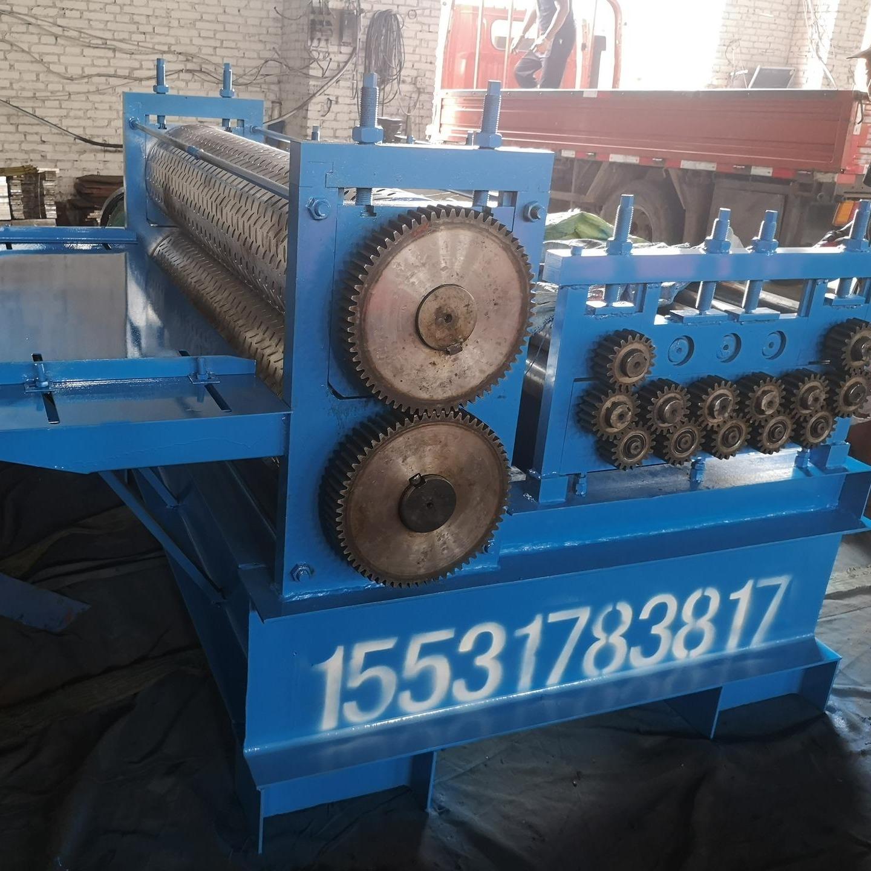 不銹鋼壓花機器_壓花設備_壓花折邊一體機設備_支持定做金屬壓花紋板成型機