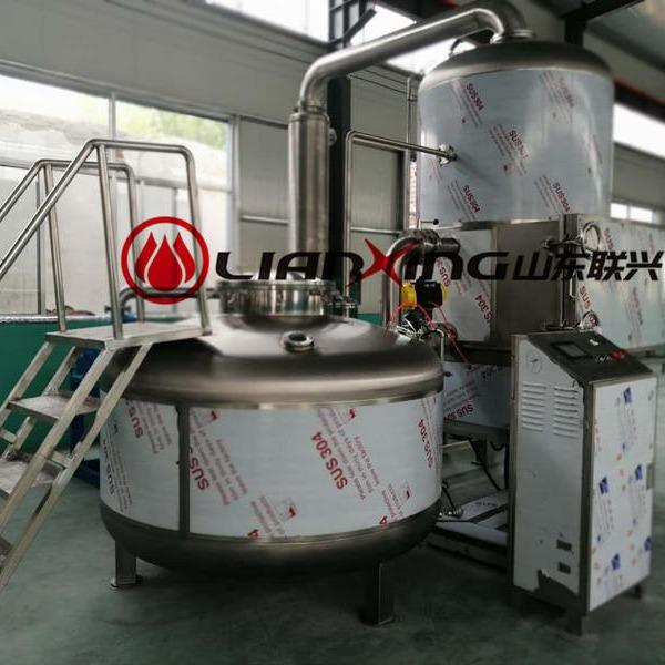 LXZK-200秋葵脆真空油炸机生产商 联兴真空低温油炸机产量高