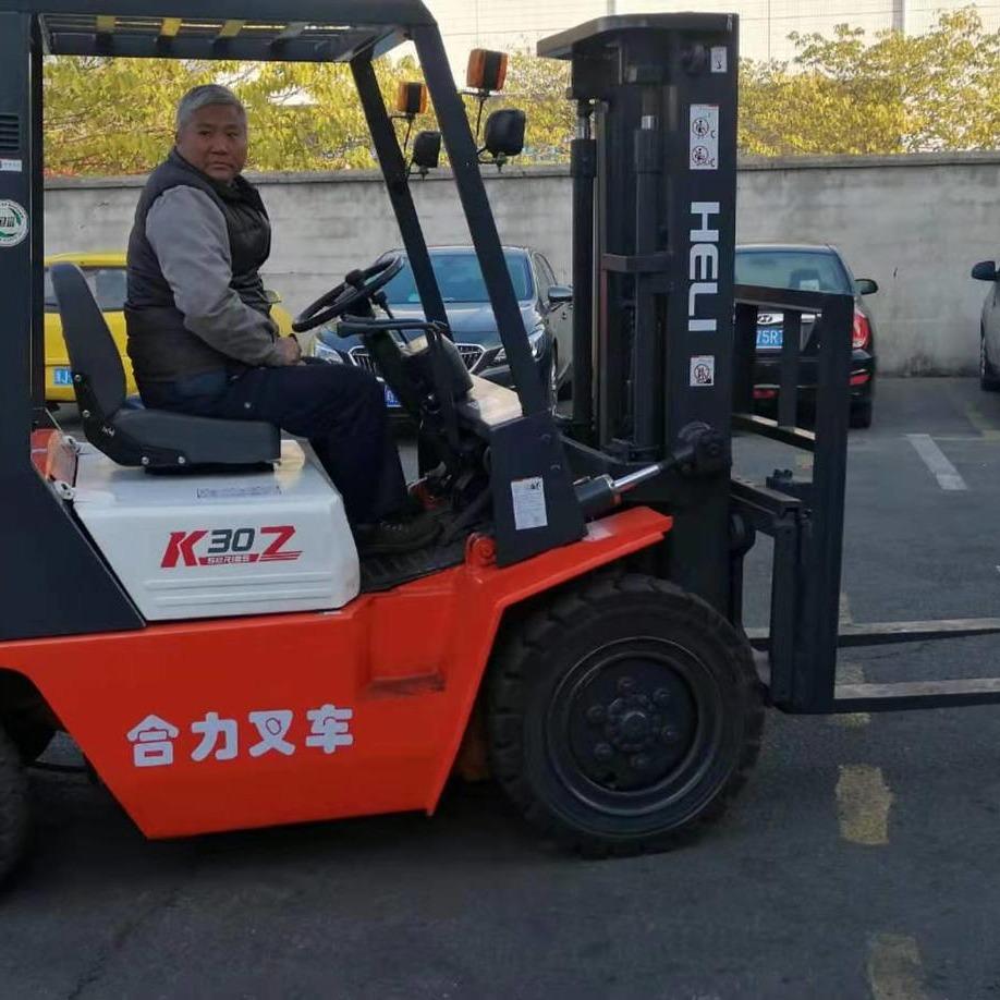 新疆二手叉车出售2吨3吨叉车4吨5吨6吨柴油叉车电动叉车合力叉车送货上门