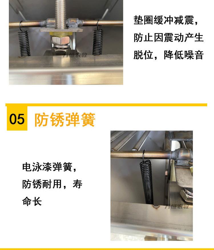 全自动喂料设备养殖场专用料穴养殖输送系统示例图6