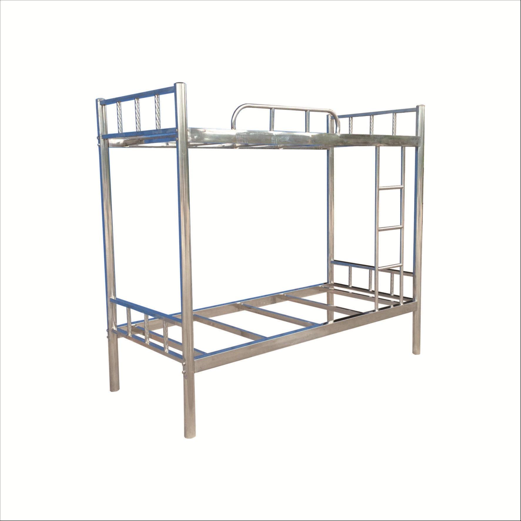 順德不銹鋼上下床-ZT-D02-順德不銹鋼高低床-順德不銹鋼上下床批發