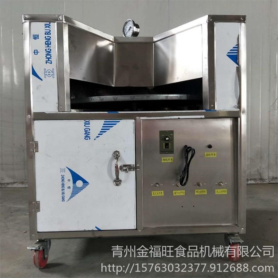 金福旺轉爐燒餅機  燒餅機 全自動打燒餅機器 液化氣燒餅爐圖片