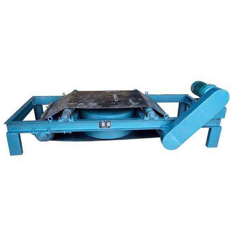 高嶺土除鐵設備價格 百特能源 多滾筒鐵粉多級精選除鐵機