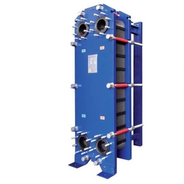 赫普斯供應廠房集中供暖熱交換器 鋼廠連鑄機板式冷卻器  水水換熱器