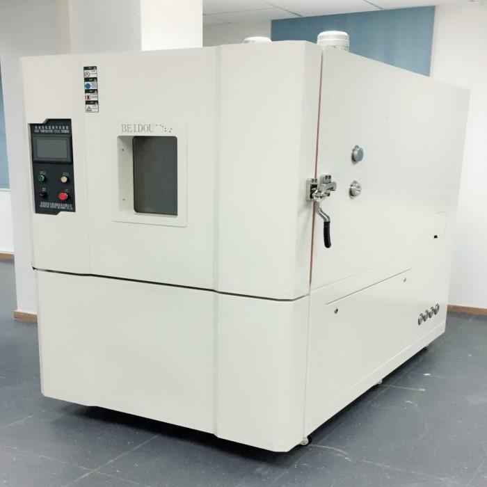 光纤线性10℃/min快速温变循环箱 50KG负载10℃/min线性快速温度变化试验箱  温变循环箱图片
