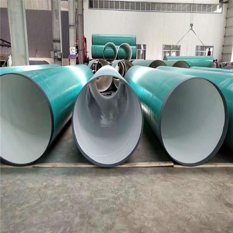 龙都管道 供应 内外环氧粉末涂塑钢管 环氧粉末涂塑复合钢管 大口径环氧涂塑钢管 价格合理 欢迎选购