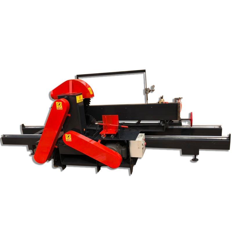 圓木推臺鋸 木工機械設備 原木開料鋸 1米一6米 廠家供應 可定制