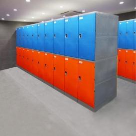 厂家批发 好柜子全新ABS塑料更衣柜 浴室abs塑料柜