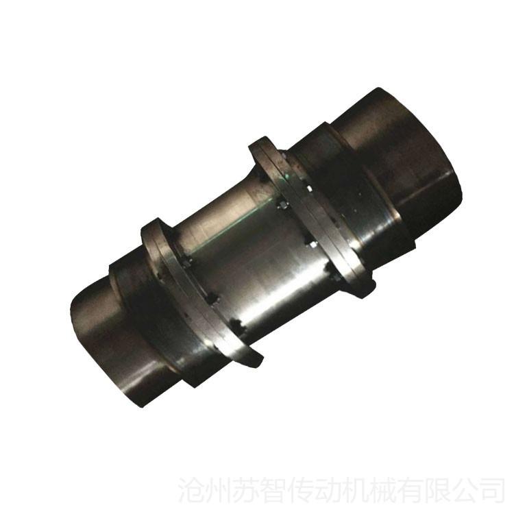 蘇智 WGT鼓形齒聯軸器 鼓型齒式聯軸器 加工定制鼓形齒聯軸器 其他聯軸器
