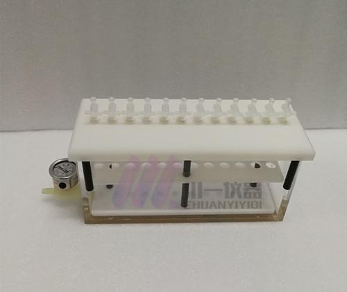 微固相萃取仪 固相萃取装置CYCQ-12D 方形固相萃取装置 实验室萃取仪 川一仪器示例图2