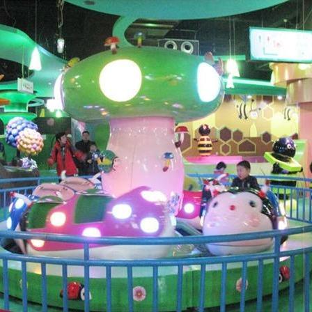 寓教于乐儿童喜爱热门项目新款瓢虫乐园  大洋亲子游乐瓢虫乐园