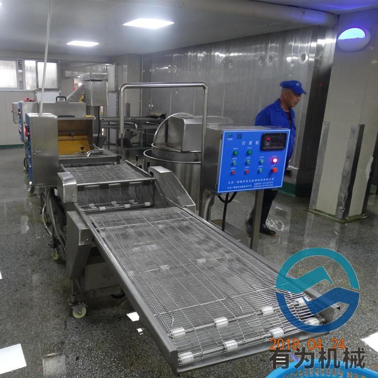春卷裹漿機 廠家直銷春卷裹漿機 浸漿式雞排裹漿機價格