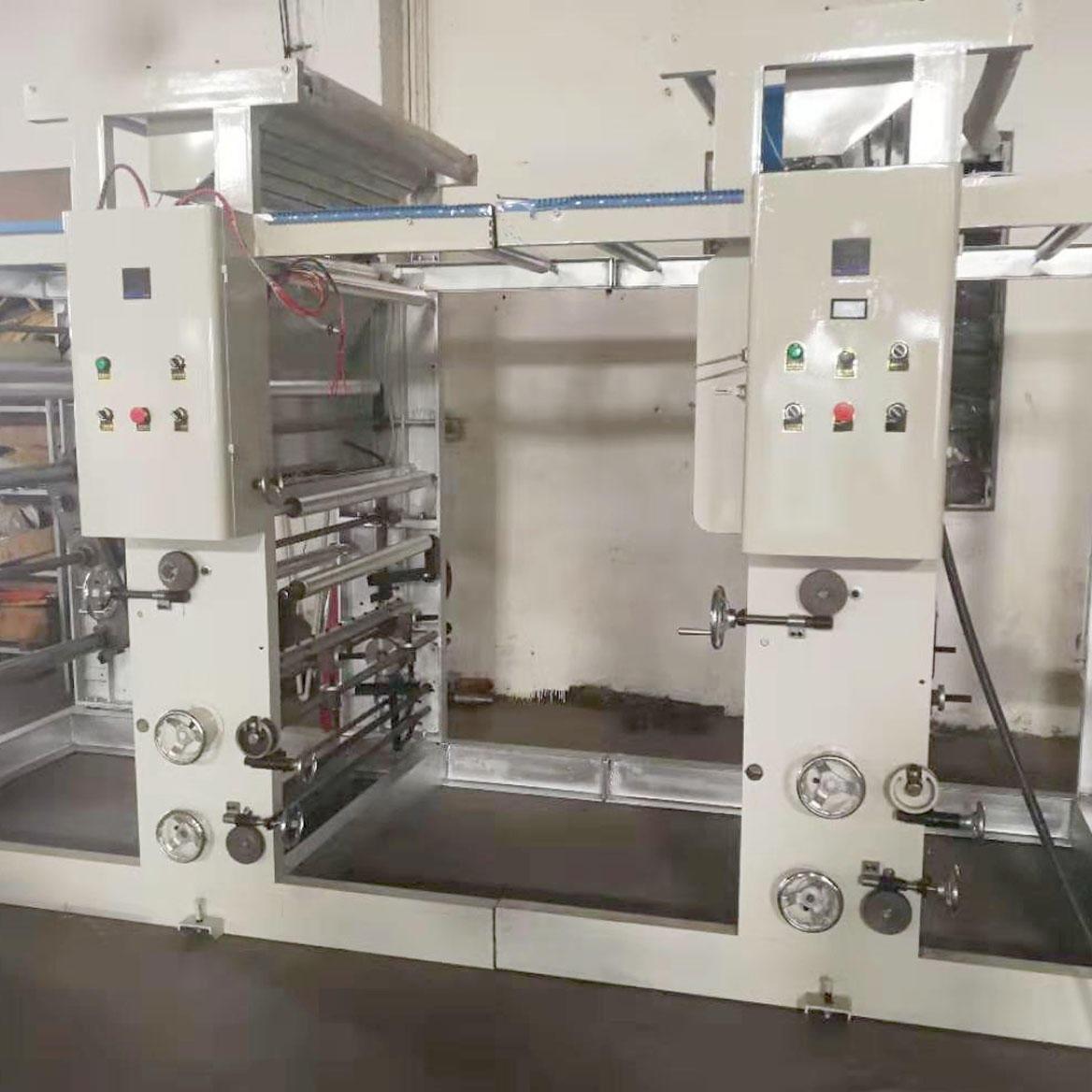 厂家直销凹版印刷机 OPP薄膜PE薄膜高速印刷设备 单色两色肆色多可以定制图片